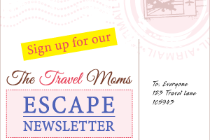 Tourist Meets Traveler Escape Newsletter – Subscribe and Win $10 Gift Card