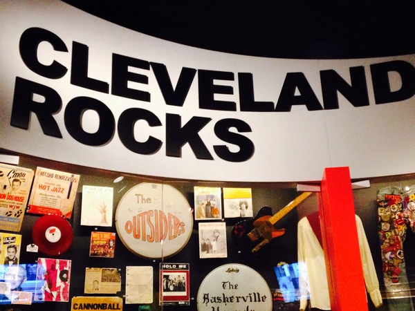 Cleveland Rocks - Ohio Adventures #ThisIsCLE