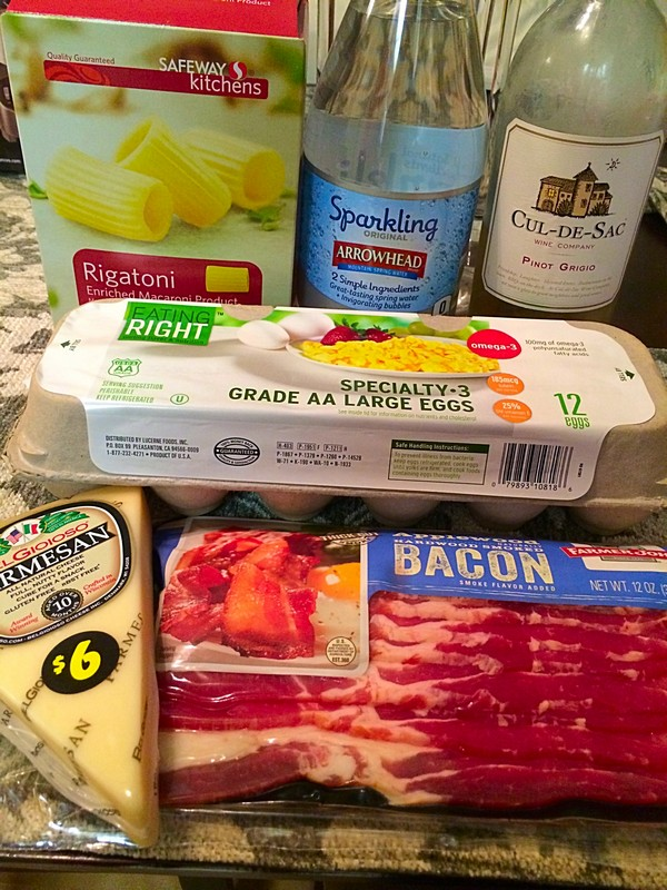 ... Easy: Roman-Style Carbonara Recipe – One Of My Favorite Pasta Dishes