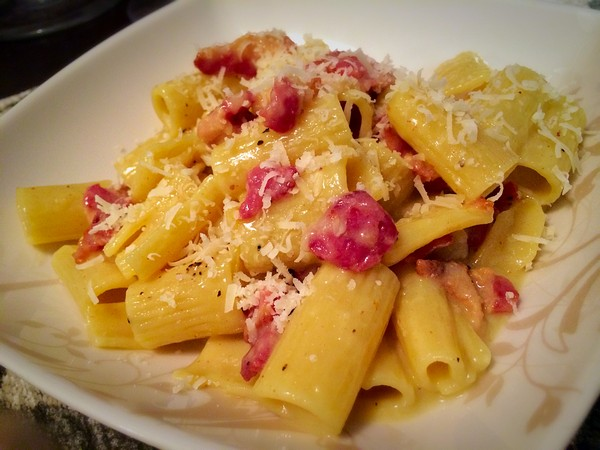 Italian Cooking Made Easy: Roman-Style Carbonara Recipe ...