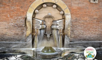 Rome Travel Tip: Drink Water From Public Fountains Like Romans – Be Eco Conscious and Avoid Expensive Bottled Water