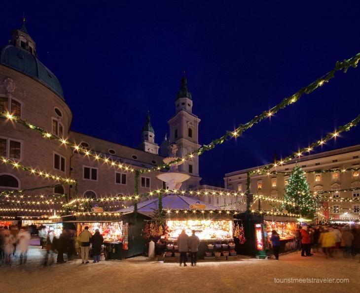 River Cruise: 'The Danube Waltz'- A European Christmas Market Tour ...