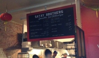 Satay Brothers – Amazing Restaurant With Delicious Singaporean Food