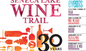 Seneca Lake Wine Trail Chocolate & Wine Weekend: Enjoy Wines from 30 Finger Lakes Wineries – Details Here!