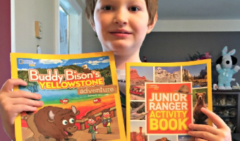 Summer Vacation Tip – Use National Geographic Kids to Help With Your National Park Family Trip