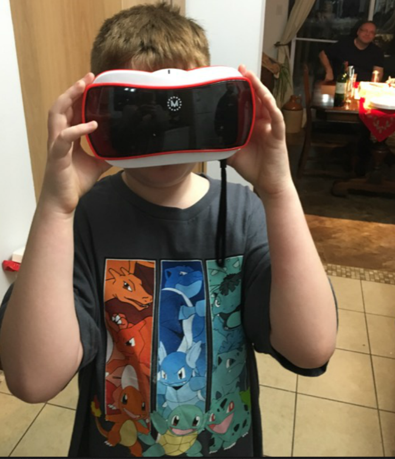 Play and Learn With View-Master National Geographic Dinosaurs VR Experience Pack #Giveaway