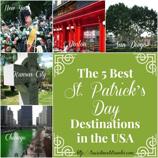 5 Best St. Patrick's Day Destinations in the US