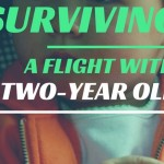 Air Travel With a Toddler: How To Survive Flying with a Two-Year Old