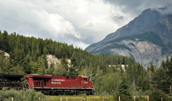 Taking a Train Trip Across Canada