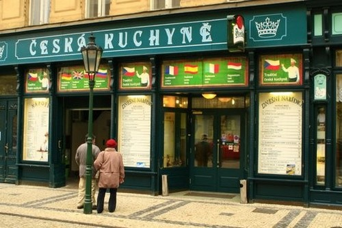 "Restaurant Review: Czech Kitchen Prague, Czech Republic - ""Traditional Czech Food"""