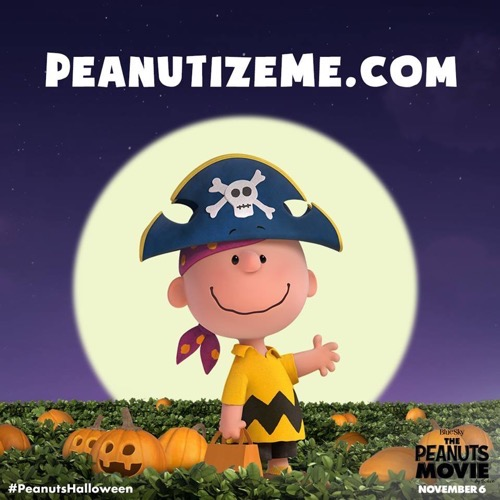 celebrate 3d peanuts movie and halloween with peanuts fall collection at oriental trading peanutsmovie