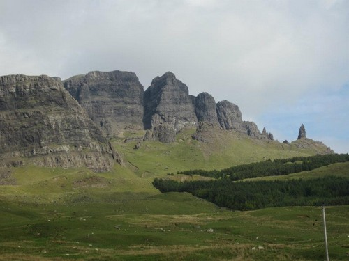 The Storr - Isle Of Skye, Scotland