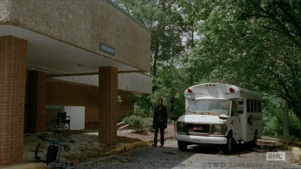 The Walking Dead Filming Locations You Can Visit Season 4