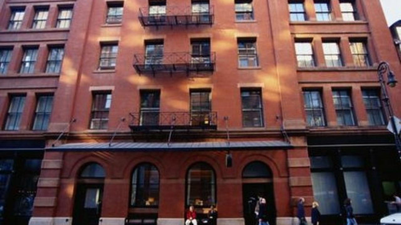 New York Haunted Hotels