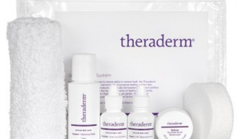 """Travel Tips: Theraderm's Travel Kit """"Keep Your Skin Fresh & Hydrated While Flying"""""""