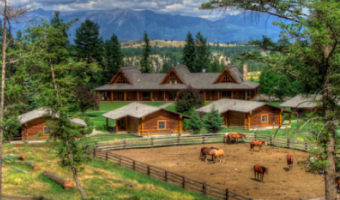 Three Bars Guest and Cattle Ranch: Enjoy Your Complete Canadian Rocky Mountains Vacation!
