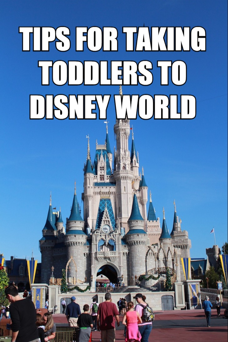 10 Must-Know Tips for Taking Toddlers to Disney World