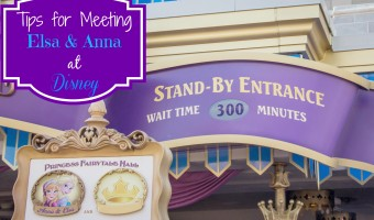 Tips for Meeting 'Frozen' Princesses Elsa and Anna at Disney