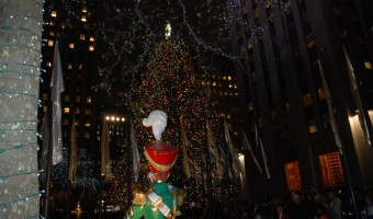 Surviving The 2013 Rockefeller Center Christmas Tree Lighting