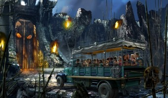 Skull Island: Reign of Kong – Universal Orlando Confirms Attraction Addition #ReignofKong