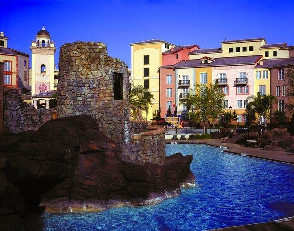 Universal's Portofino Bay Hotel - Orlando Florida