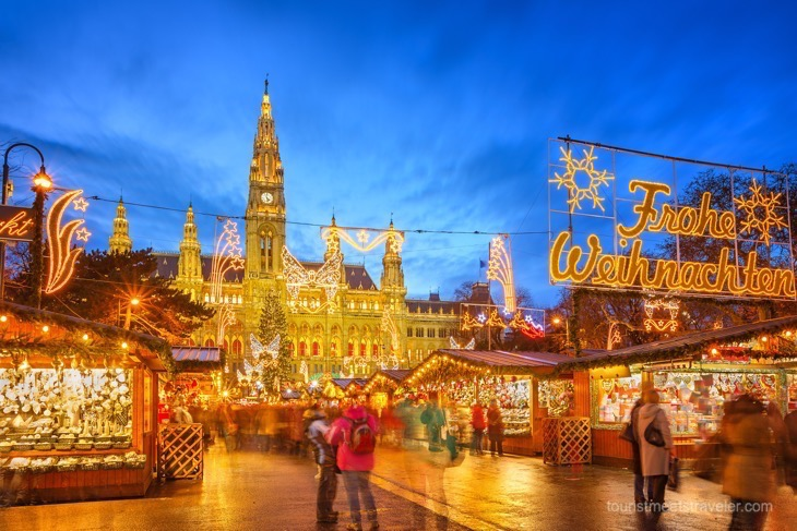 Viking River Cruise: 'The Danube Waltz'- A European Christmas Market Tour Of A Lifetime