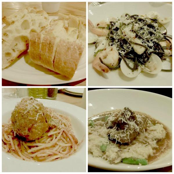 Vivo Italian Kitchen Food