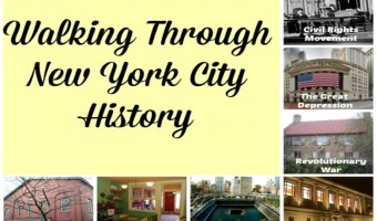 See New York City History Revealed – Walking Tour of Landmarks and Period Architecture