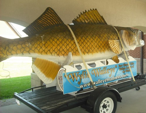 The Walleye Capital of The World, Port Clinton, Ohio: New Year's Eve 'Madness at Midnight' – A Record Catch!