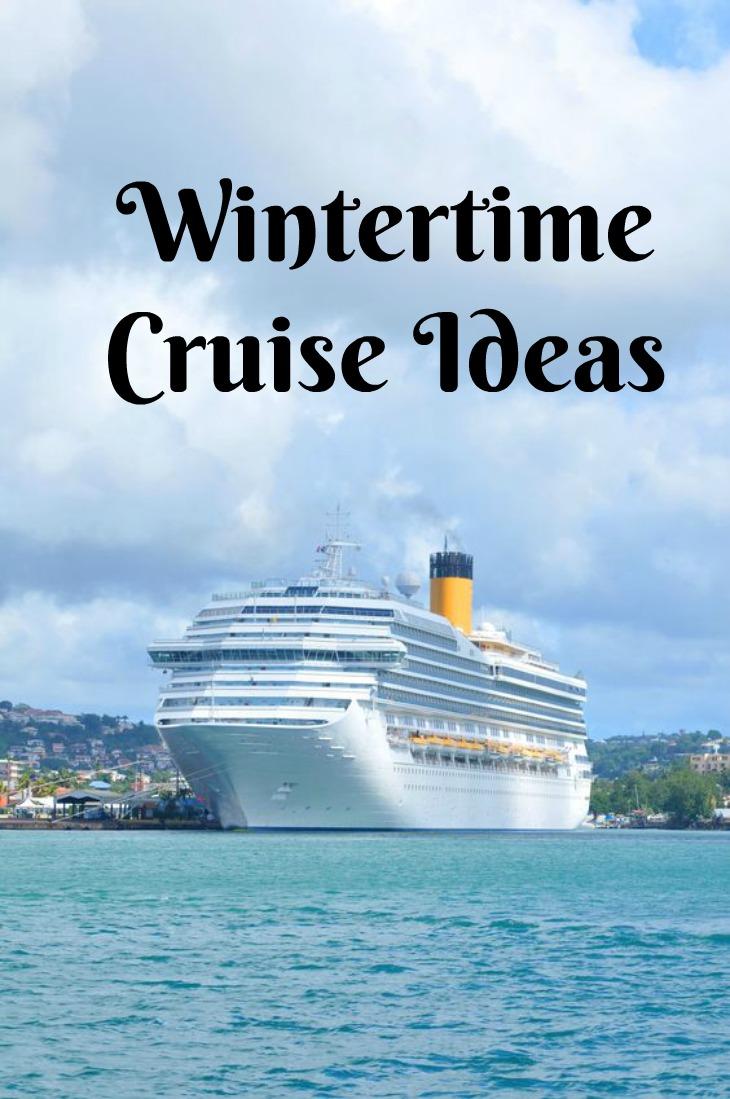 Popular Cruises to Take in Wintertime