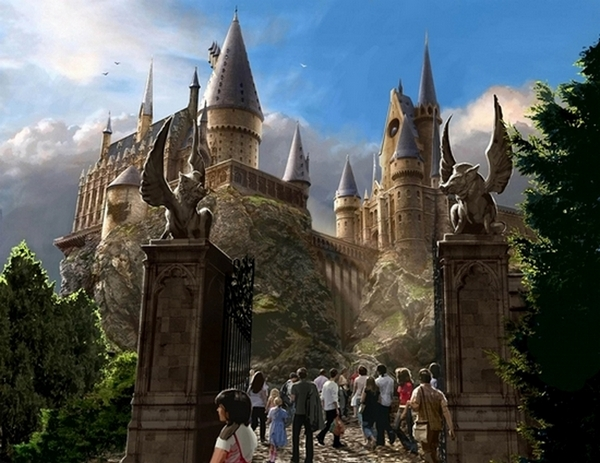 Wizarding World Of Harry Potter Universal Studios