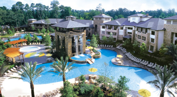 7 best family friendly hotel pools that are totally cool for Texas spas and resorts