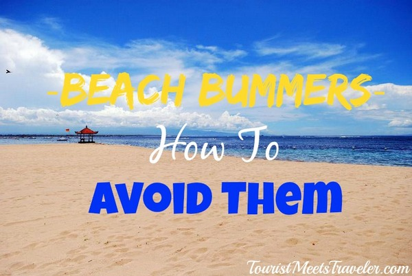 beach bummers and how to fix them header