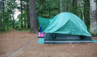 Travel Tips: Camping With Your Toddler – How To Prepare