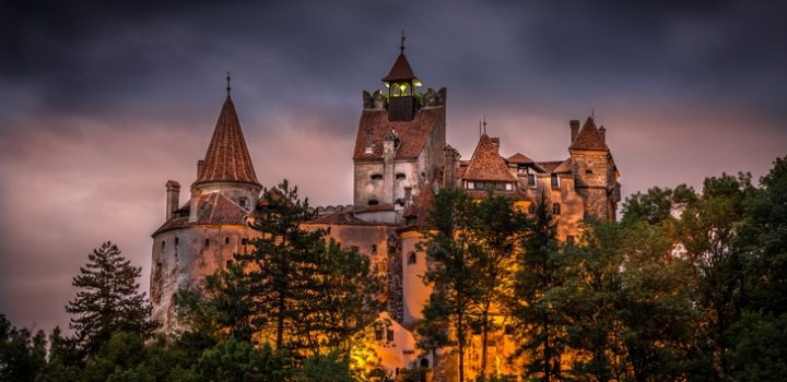 Halloween Travel Idea – Spend the Night in Dracula's Castle