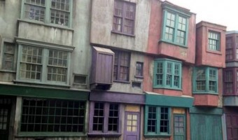 Sneak Peek of Universal Studios Orlando's Diagon Alley WWoHP Expansion!