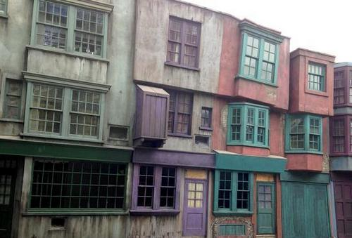 diagon alley expansion photo