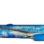 Disney Unveils 'Frozen' Themed Airplane – WestJet Aircraft Features Elsa, Anna, and Olaf
