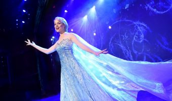 Disney Cruise Line News: Frozen , A Musical Spectacular Opens November 2016 – VIDEO