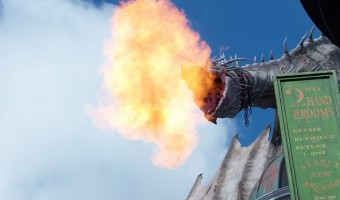 Universal Orlando Park Review: Diagon Alley