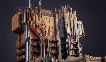 Disneyland Reveals Tower of Terror Transition to Guardians of the Galaxy Ride