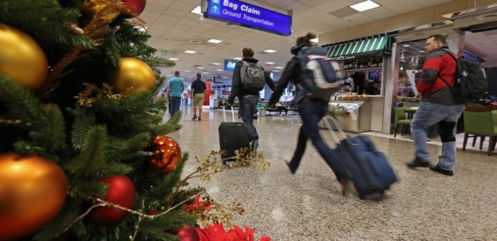 Tips for Upcoming Holiday Travel – Thanksgiving and Christmas Trip Time Savers