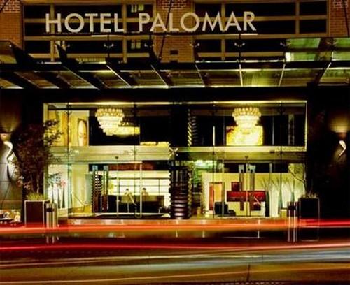 Hotel Palomar New York