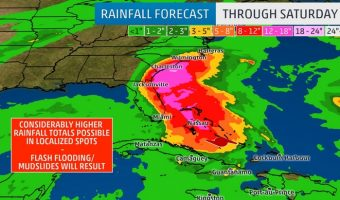 Hurricane Matthew Travel News – Florida Theme Parks on Alert, Miami Dolphins Game Location Questionable