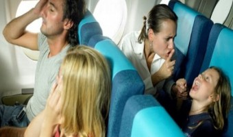 Kids on a Plane: How to Stop the Seat Kicking