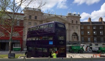 Wizarding World of Harry Potter: Universal Studios Hollywood to Open 2016, Plus the Knight Bus Arrives
