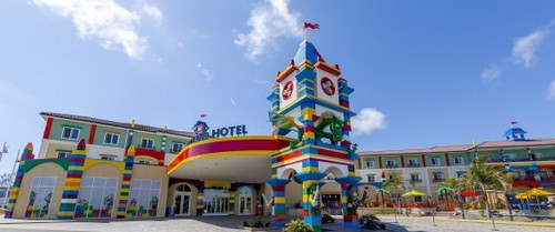 New Legoland Hotel To Open In Florida Plus Other Disney