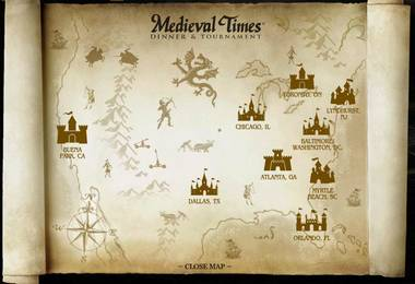 Medieval Times Chicago: Tourist Meets Traveler Review