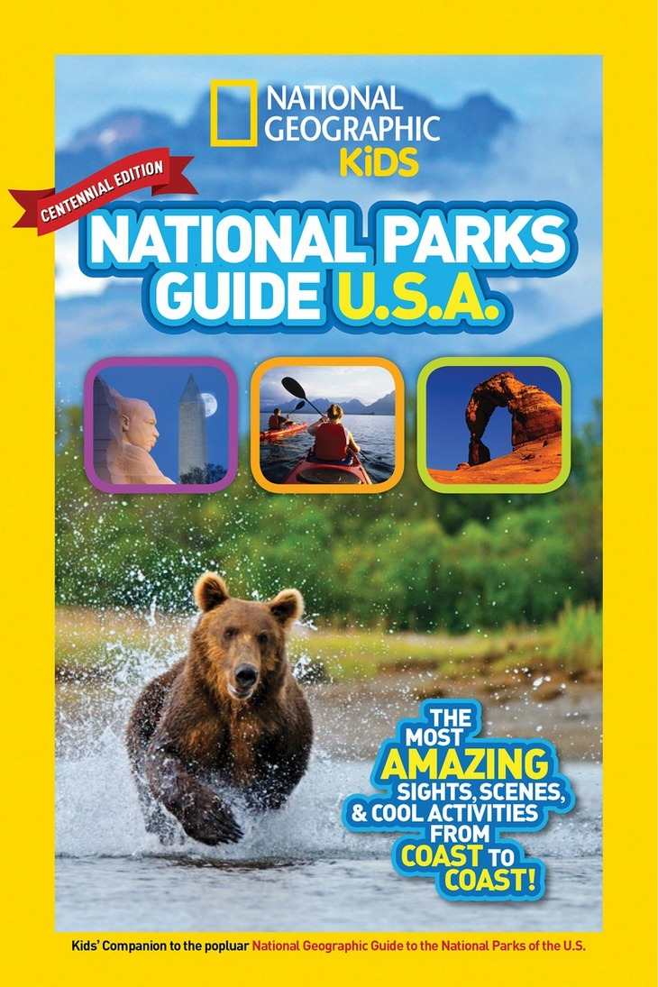 Summer Vacation Tip - Use National Geographic Kids to Help With Your National Park Family Trip