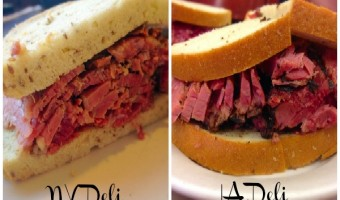 Best Deli Restaurants: NYC vs LA
